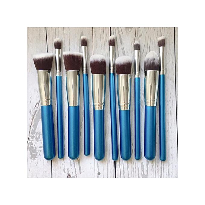 29fb5b83d01c 10pcs Best Quality Makeup Brush Set For Women
