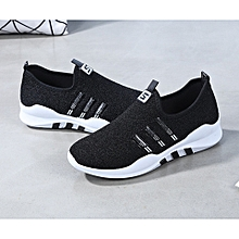 690c6b0884a Ladies Classic Sporty Sneakers - Black