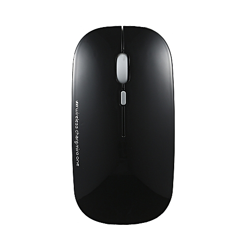 Wireless Mouse Wireless Silent Mouse USB Charging Mouse 2.4G Ultra Thin For Laptop PC Desktop