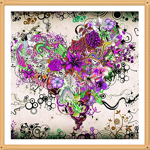 Jummoon Shop 5D DIY Diamond Painting Embroidery Cross Craft Stitch Home Decor Art