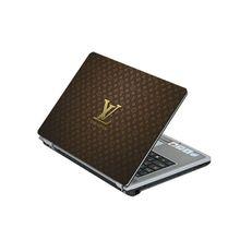 Laptop Protection Skin- Brown