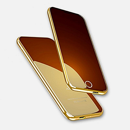 Mini Mobile Phone Ultra Thin Touch Control Card Mobile Phone Fashion  Alternate Anica T8-gold