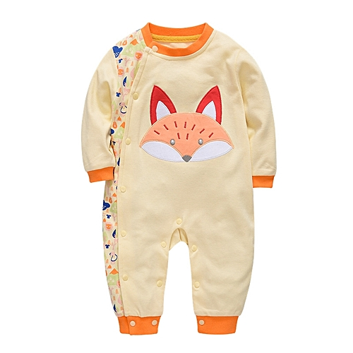 Baby Clothing,spring And Fall Baby Clothes,suitable For 0-18 Months-yellow