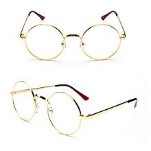 345a403d58 Round Frame Clear Lens Glasses Eyeglasses 5Colors Vintage Unisex UV400