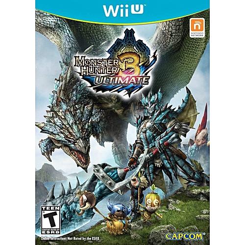 Capcom Monster Hunter 3 Ultimate - Nintendo Wii U
