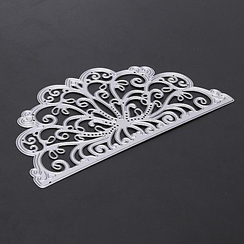 New Flower Heart Metal Cutting Dies Stencils DIY Scrapbooking Album Paper Card C For Home