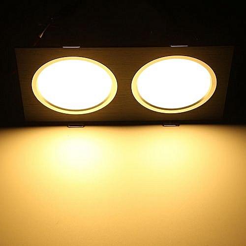 3W LED Recessed Ceiling Down White Light Lamp Downlight Home Decor AC 85V~265V Warm White