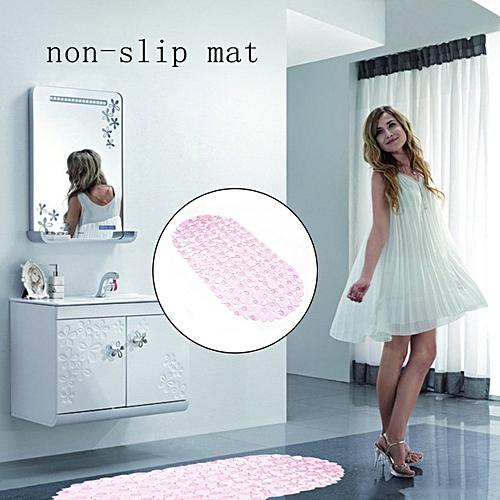 Bathroom Mat Non-slip -pink