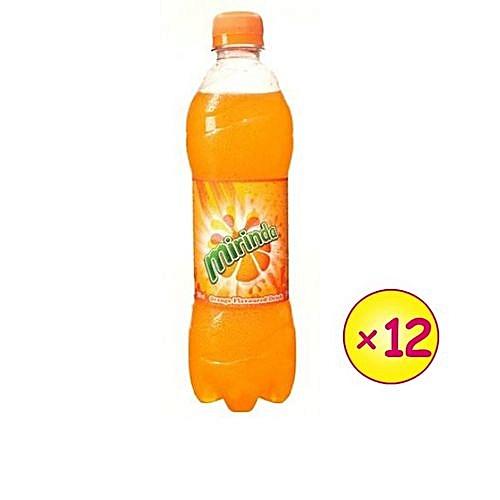 Orange Mirinda 12 In A Pack