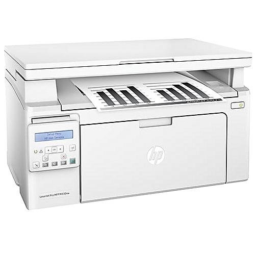 Laserjet Printer Pro Mfp M130a White All In One