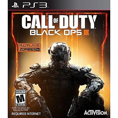 Ps3 Call Of Duty Black Ops III 3