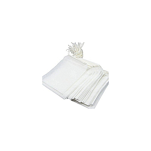 500pcs Empty Tea Bags With Strings, Tea Strainer For Herbs