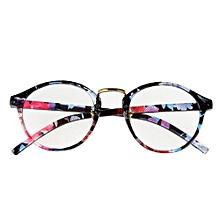 7bdd6429d3ac Fashion Eyeglasses Frame Optical Reading Eye Plain Glasses Coloured