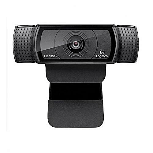 Logitech HD Pro Webcam C920-BLACK