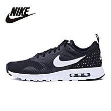new concept d9768 7a9d5 Nike Men Air Max Tavas Running Shoes Black 705149-009