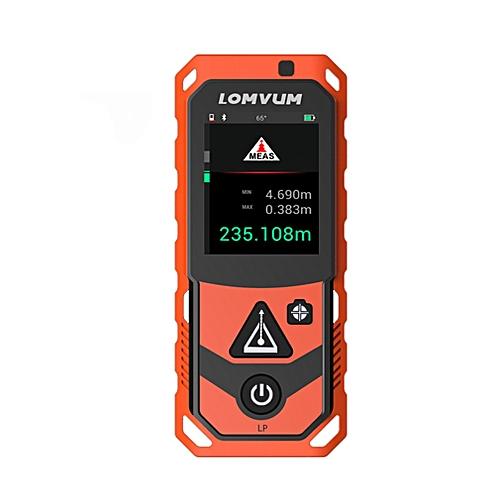 Touch Screen Bluetooth Laser Distance Range Meter Mini Rangefinder Diastimeter