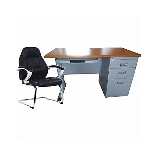 Exquisite Office Table & Executive Chair