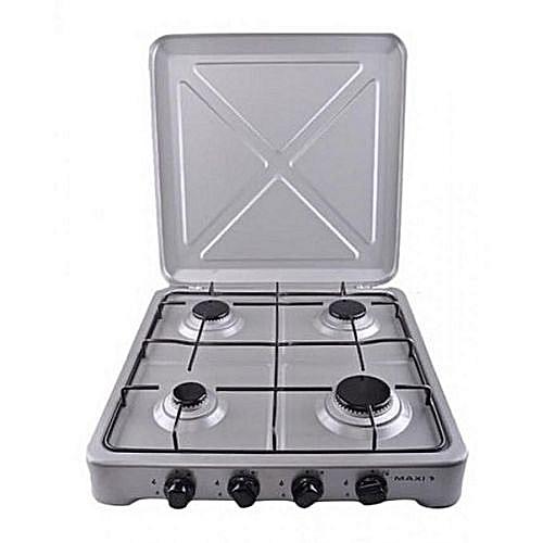 Maxi 4 Burner Gas Cooker