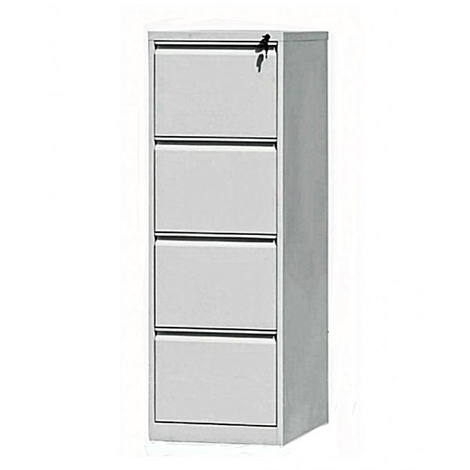 4 Drawer Metal Office Filing Cabinet