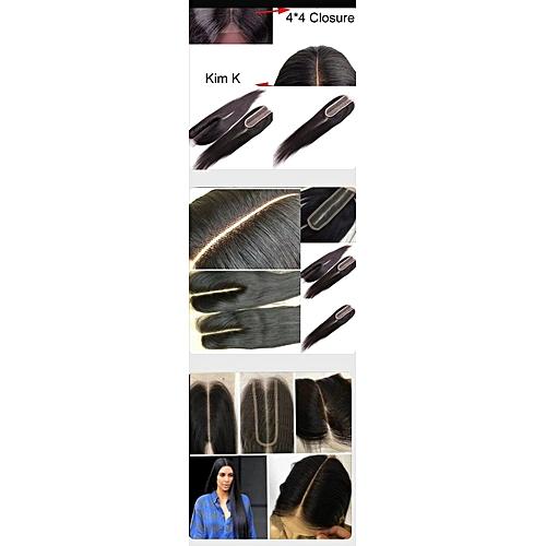2*6 10 INCH VIRGIN HUMAN HAIR CLOSURE