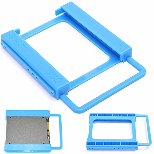 2.5 To 3.5 Adapter Bracket SSD HDD Notebook Mounting Hard Drive Disk Holder