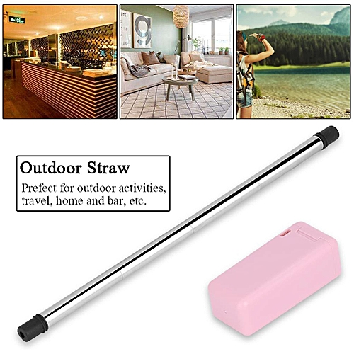 Collapsible Portable Reusable Stainless Steel For Outdoor Travel Household