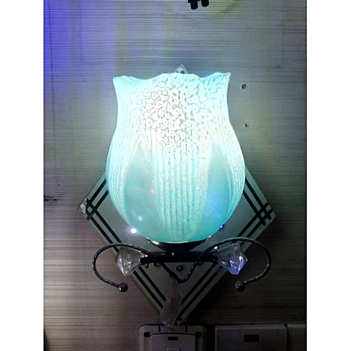 Wall Luxury Lighting Home Decor Flower Shape