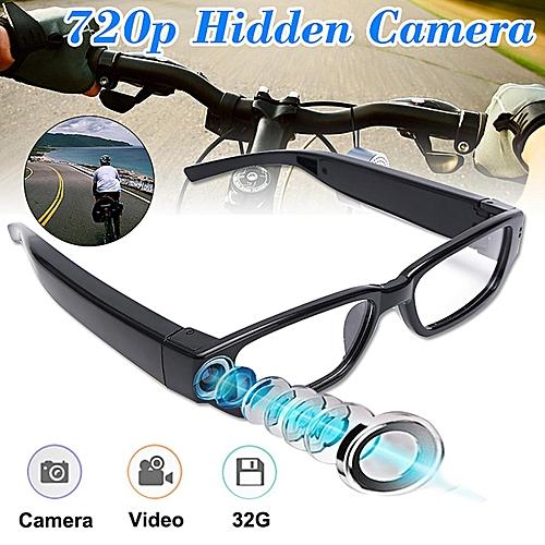 720P HD Glasses Sport Camera Hidden Covert Eyewear Cam Video Recorder DV DVR