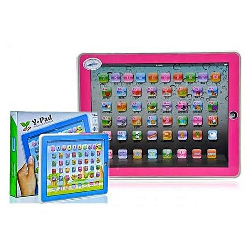 Kids Y-Pad Learning Tablet With Light & Sound Fun
