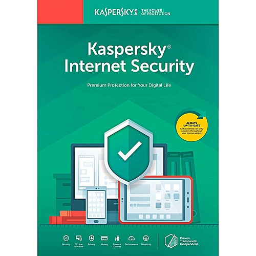 Internet Security 2019 3 PC 1 Year Windows Download Key