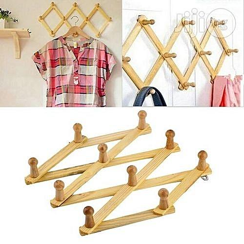 Bedroom Wooden Bag,Clothes,Belts Hangers Fashionable