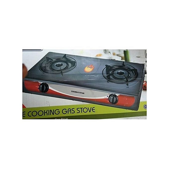 Universal Table Top Gas Cooker With 2 Burners Buy Online