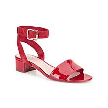 5cd8e5df1 CLARKS--Sharna Balcony-Red-Female Sandal