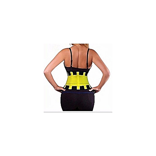 Waist Trainer Hot Belt Power Shapers (Color Varies)