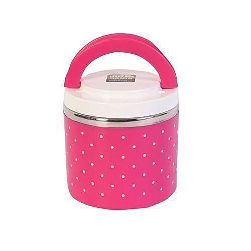 Food Flask 630ml - Pink