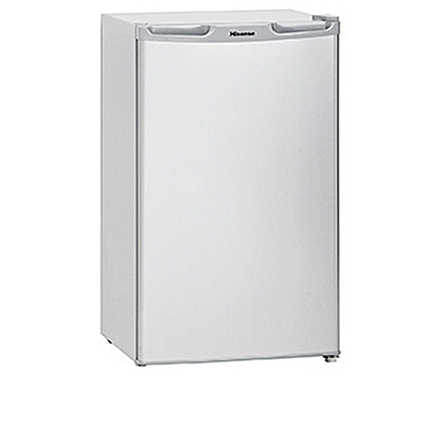 Single Door Refrigerator 100L - REF100DR - Silver