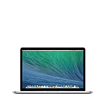 MacBook Pro Intel Core I7 Quad Core 2.5GHz (16GB,512GB SSD) 15.4-Inch With Retina Display Laptop - Silver