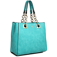 Bessie Gold Chain Per Bag Green