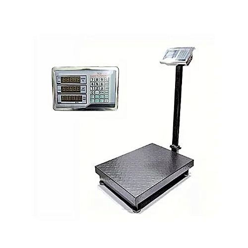 DIGITAL SCALE ELECTRONIC METAL BASE 300KG