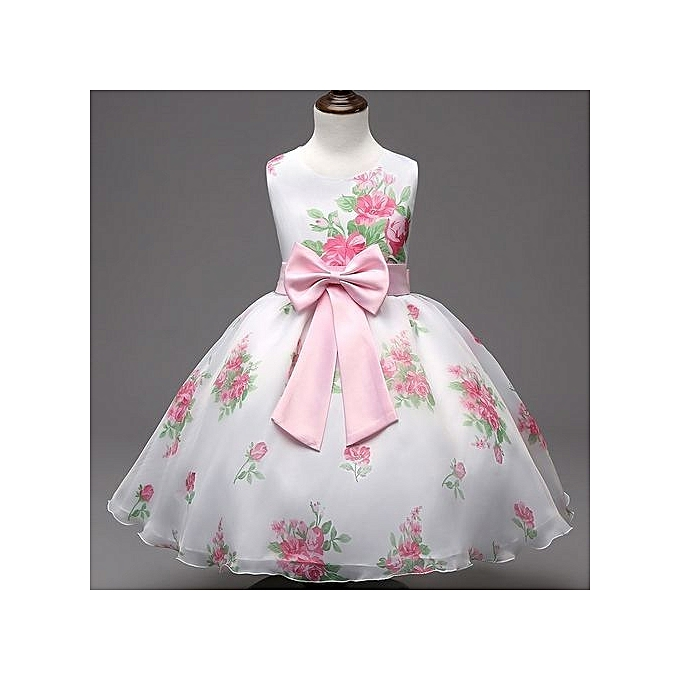1b2cdfb5bf36 Children Dresses For Girls Kids Formal Wear Princess Dress For Baby Girl 8  Year Birthday Party