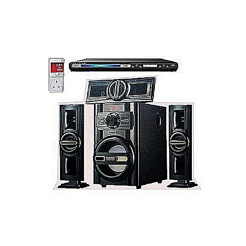 Home Theatre System DJ-503/DVD Player+power Surge