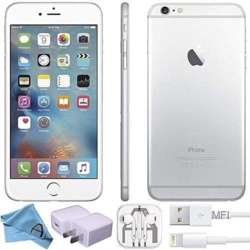 new york 71a27 8711b Iphone 6 16gb Silver (4.7 Inch) & 15000 MAH Power Bank,