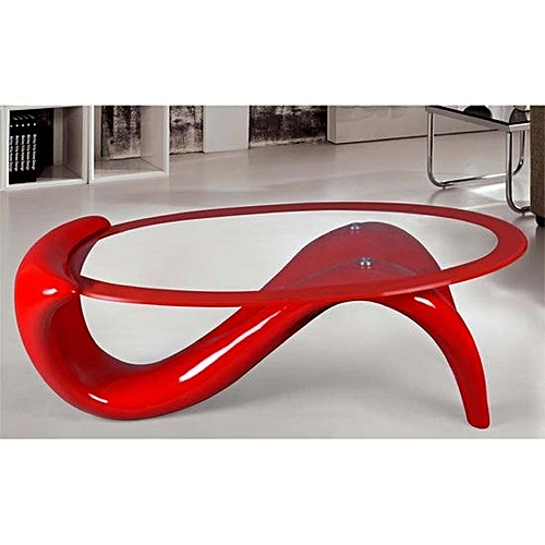 Benliv Oval Center Table (Lagos Delivery Only)