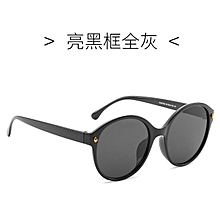 c3f638c0e VANEASEL Brand Sunglasses Men And Women New Retro Round Sunglasses Korean  Version Of Fashion Dazzle Color