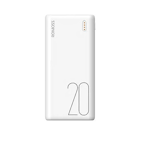 20000mAh QC Type-C Power Bank