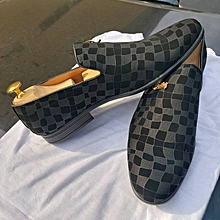 dc95a9d296f Ladies Shoe Two Side Space Stone Sandals For Women - BLACK
