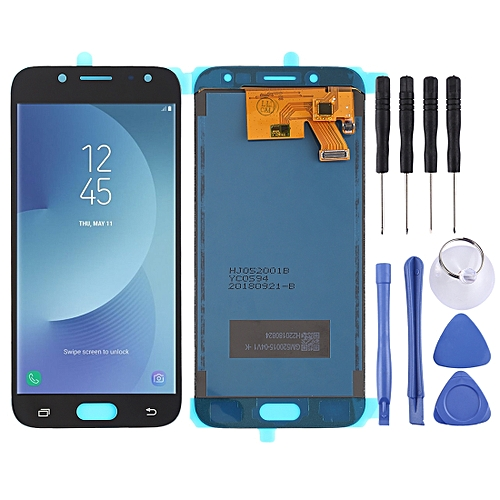 LCD Screen And Digitizer Fullembly (TFT Material ) For Galaxy J5 (2017), J530F/DS, J530Y/DS(Black)