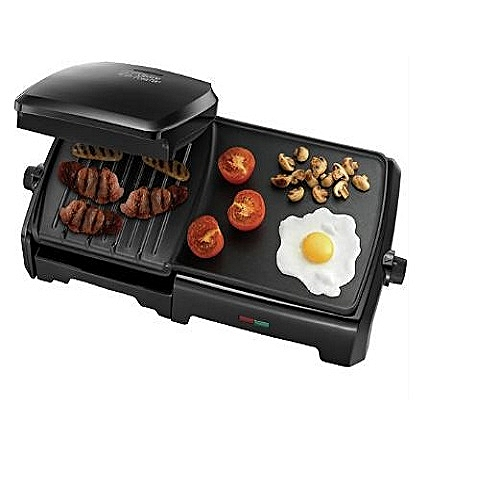 10-Portion Fat Reducing Grill & Griddle