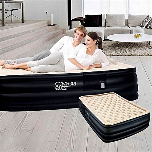 Premium Queen Air Bed Inflatable Mattress Dreamair