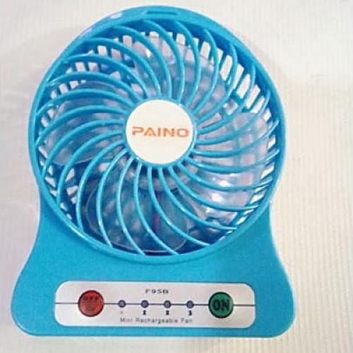 Portable Rechargeable Hand Fan